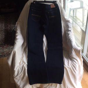 Lucky Brand Dark Blue Stretch Jeans Never Used